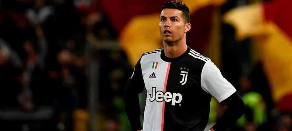 Cristiano Ronaldo de retour à l'entraînement avec la Juventus !