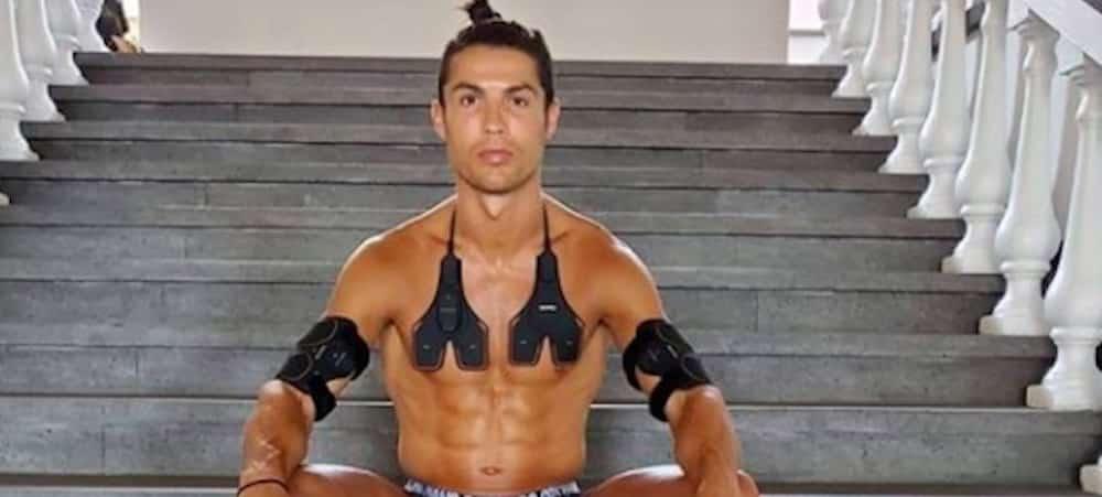 Cristiano Ronaldo: Georgina donne son secret pour des fesses de rêve !