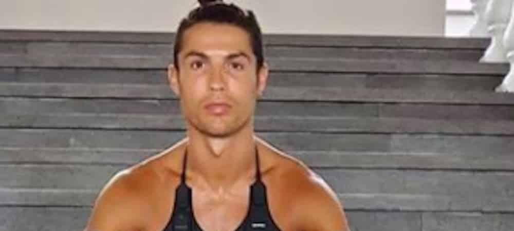 Cristiano Ronaldo: son étonnant avant/après le confinement !