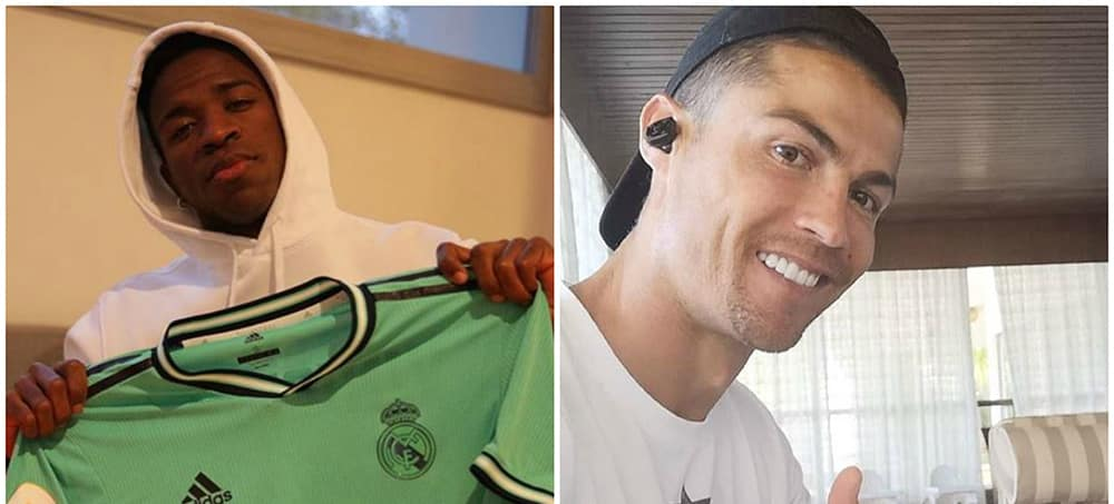 Cristiano Ronaldo Vinicius s'inspire de son impressionnante routine1000