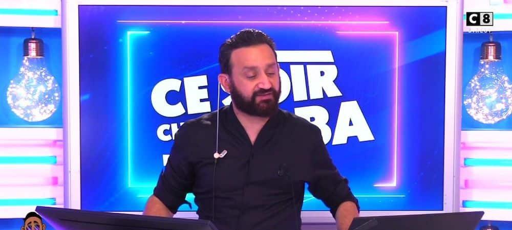 Cyril Hanouna déprogramme Ce soir chez Baba plus tôt que prévu !