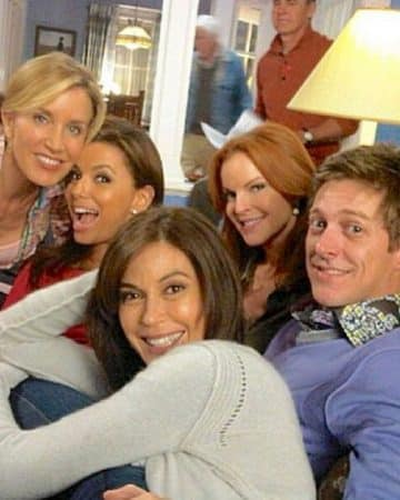 Desperate Housewives: les hommes se retrouvent dans Stars in the House !