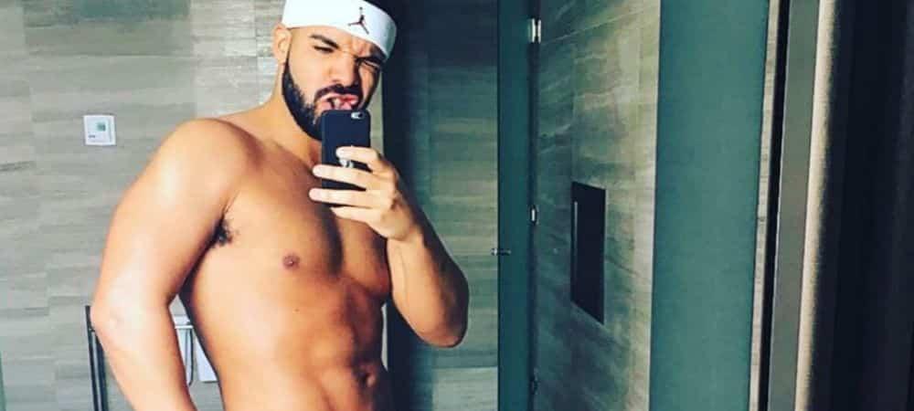 Drake soulagé d'avoir enfin exposé son fils de deux ans sur Instagram !