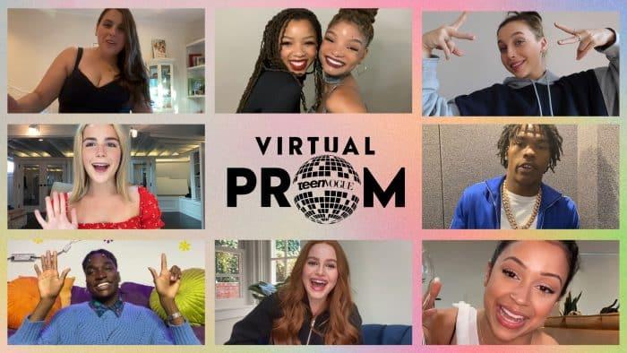 Dylan Sprouse donne des conseils aux seniors lors d'un bal virtuel !