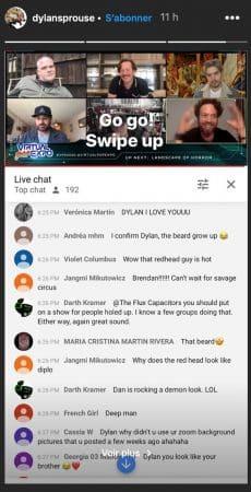 Dylan Sprouse- le frère de Cole participe à un grand live comique 640