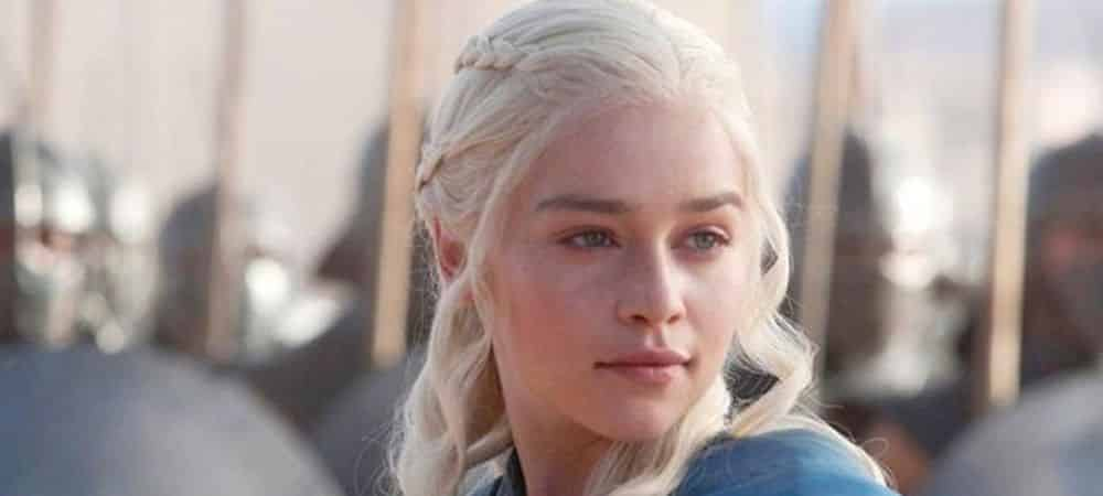 Emilia Clarke (Game of Throne) est bel et bien en couple 1000