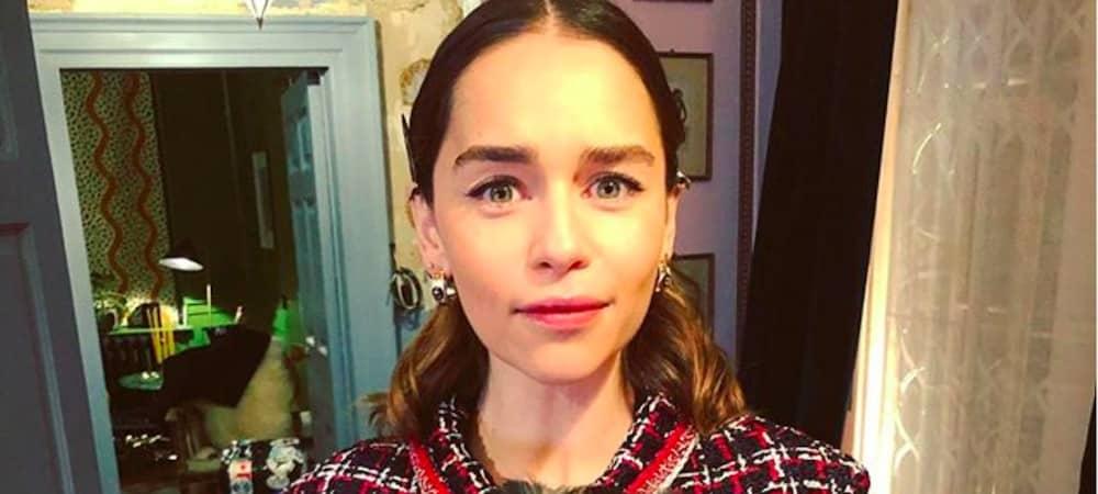 Emilia Clarke: quand pourra-t-elle monter sur les planches ?