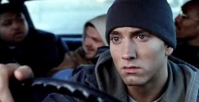 Eminem de retour sur Netflix dans le légendaire 8 Mile !
