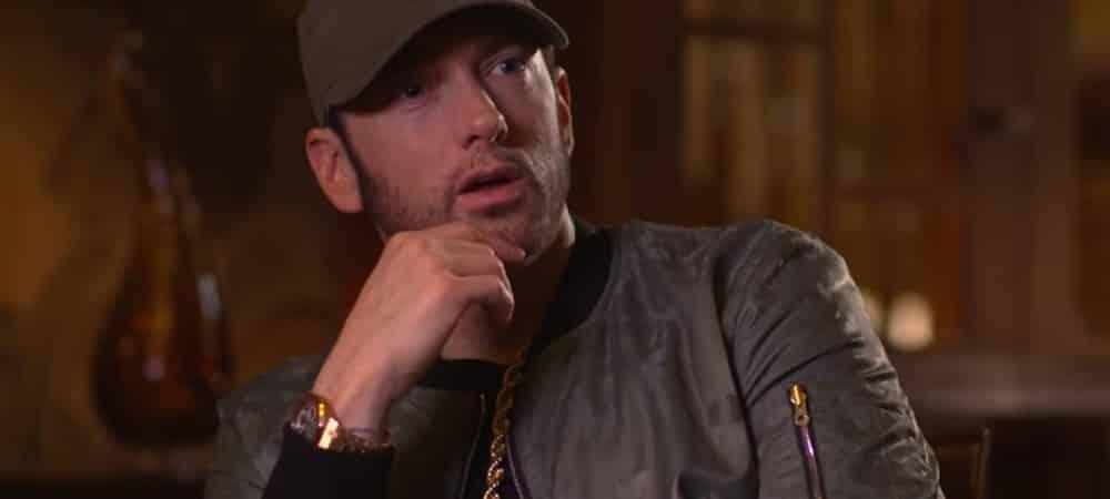 Eminem n'a pas oublié son passage mythique chez Skyrock !