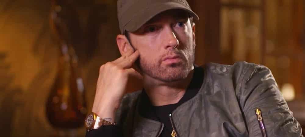 Eminem révèle son numéro de téléphone à ses fans sur Twitter !