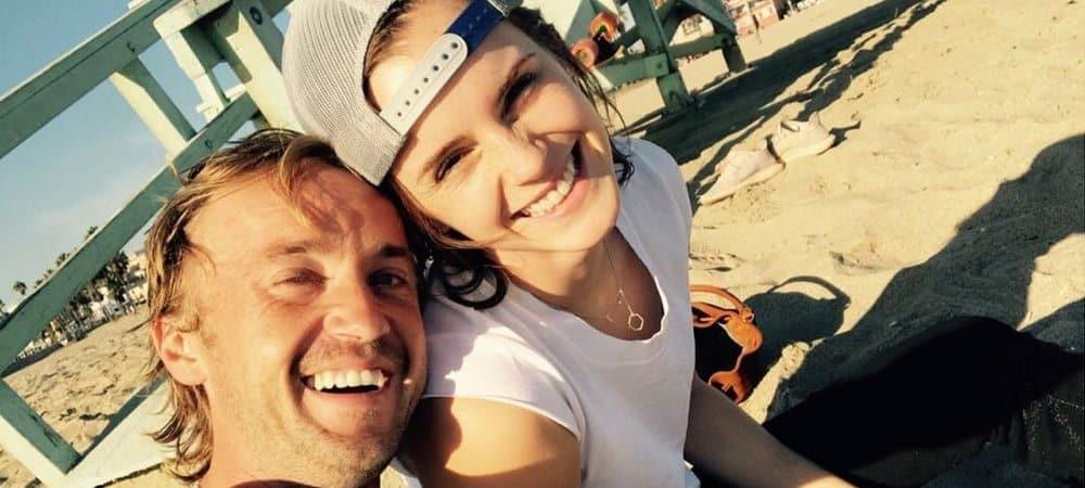 Emma Watson et Tom Felton se voient en secret d'après Rupert Grint !