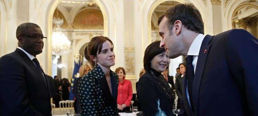 Emma Watson: pourquoi a-t-elle déjà été invitée à l'Elysée ?