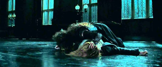 Emma Watson va au-delà de ses limites dans Harry Potter !