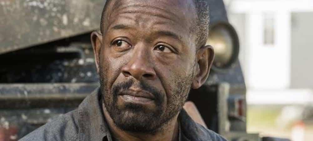 Fear The Walking Dead: Lennie James répond aux rumeurs de crossover !