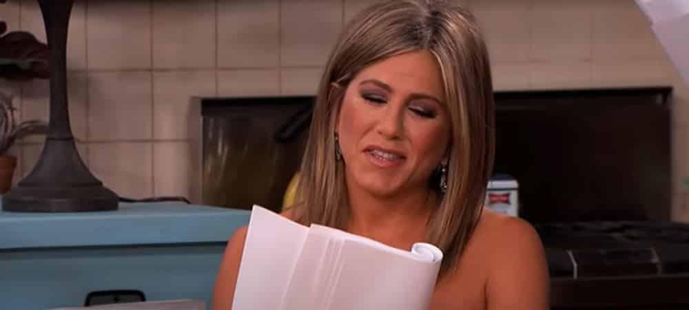 Friends l'épisode spécial avec Jennifer Aniston tourné en pleine pandémie1000