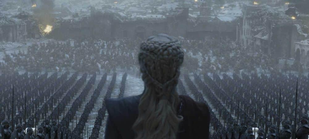 George R.R. Martin (Game of Thrones) va investir dans un train historique !