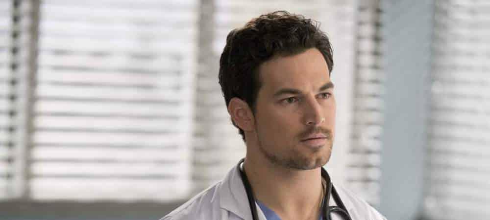 Grey's Anatomy- DeLuca sur le point de quitter la série 1000