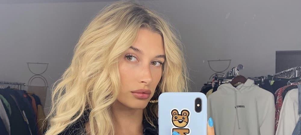 Hailey Baldwin révèle ses astuces make-up sur Instagram !