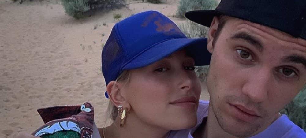 Hailey Baldwin s'affiche complice avec son mari Justin Bieber !