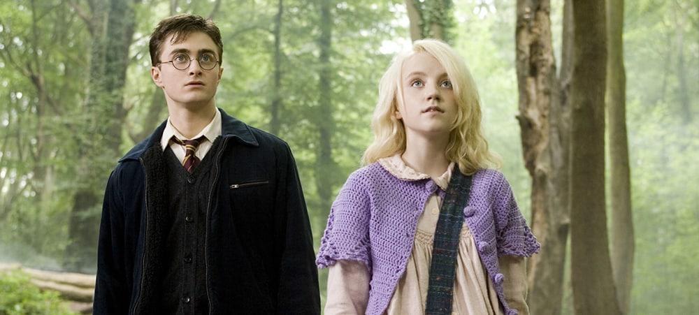 Harry Potter et J.K. Rowling ont sauvé la vie d'Evanna Lynch Luna1000