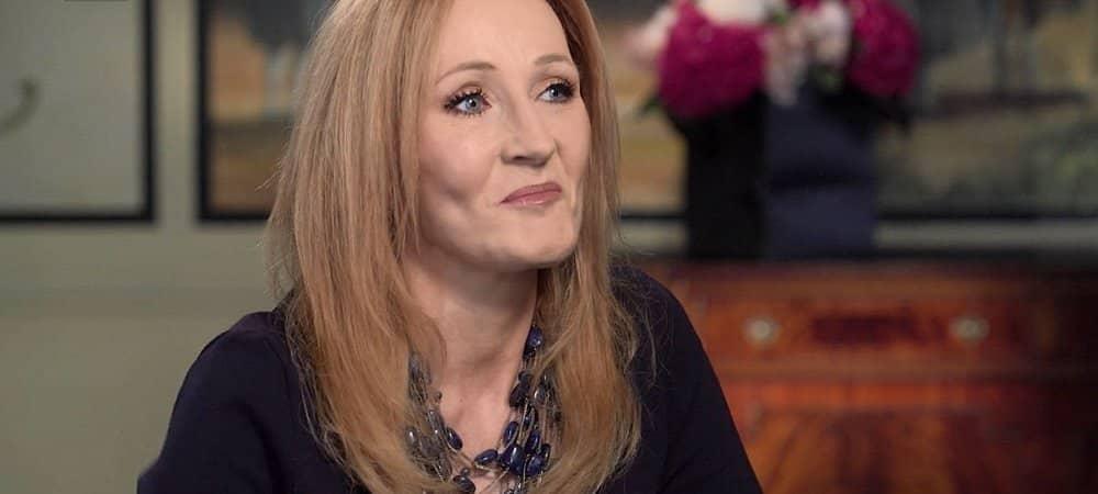 Harry Potter: J.K. Rowling est accusée de racisme !