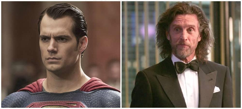 Henry Cavill- John Glover réagit à son grand retour en Superman 1000