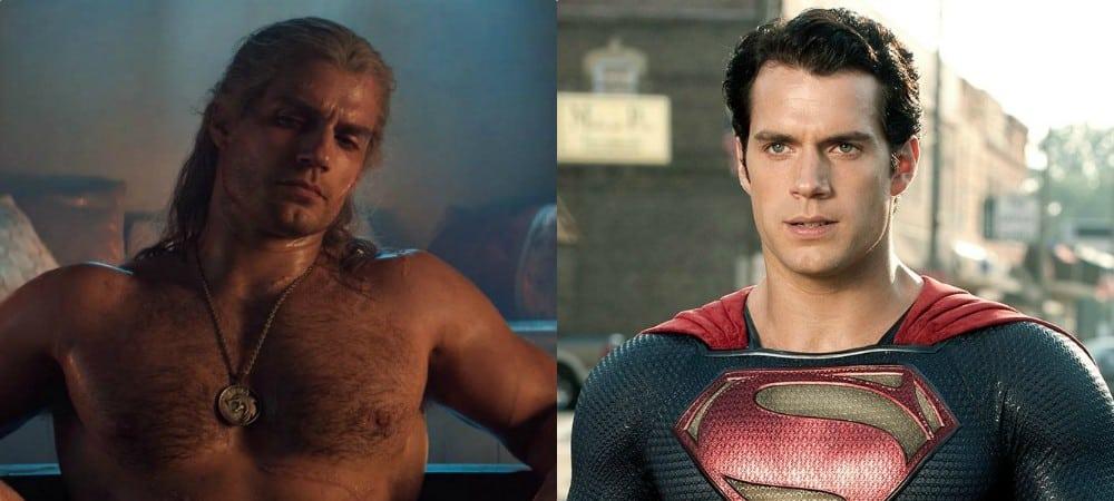 Henry Cavill n'est pas le premier à jouer Superman et The Witcher !