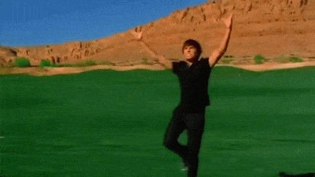 High School Musical- une parodie de Zac Efron hilarante sur TikTok 640