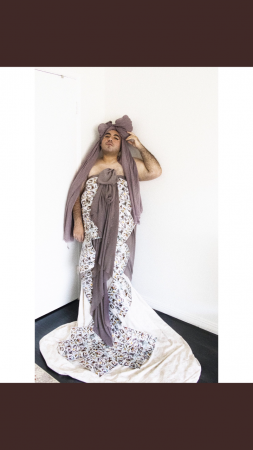 Un internaute a repensé la robe de son idole au MET Gala