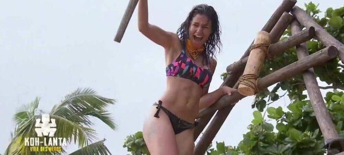 Inès (Koh-Lanta) n'a pas cherché le buzz autour de son maillot de bain