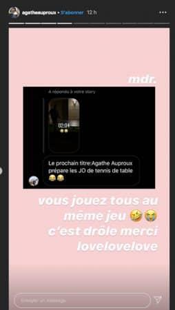 Instagram- Agathe Auproux et ses fans ridiculisent certains médias 640