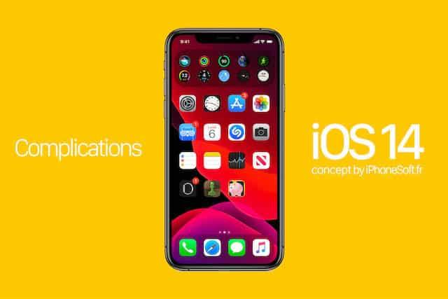 IOS 14: les fuites proviennent d'un iPhone vendu de façon illégale !