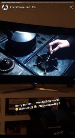 Iris Mittenaere est fan de la saga Harry Potter et surtout d'Emma Watson 640