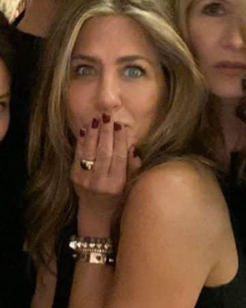 Jennifer Aniston délivre un message clair au coronavirus !