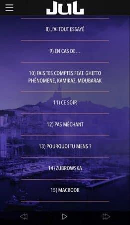 """JuL: la tracklist de son double album """"La Machine"""" enfin dévoilée !"""