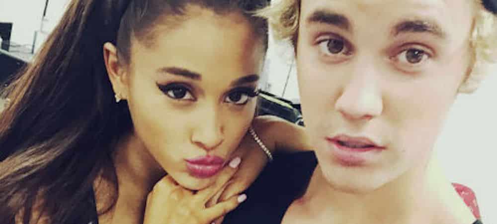 Justin Bieber: cette belle illustration avec Ariana Grande !