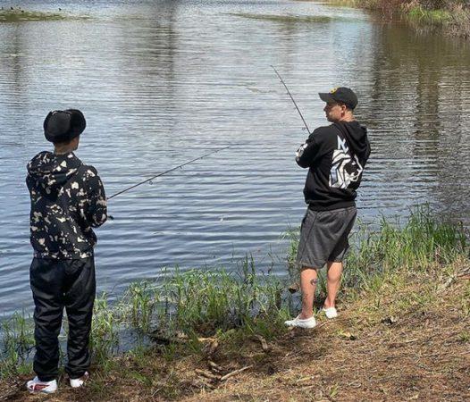 Justin Bieber se montre de plus en plus praoche de la nature !