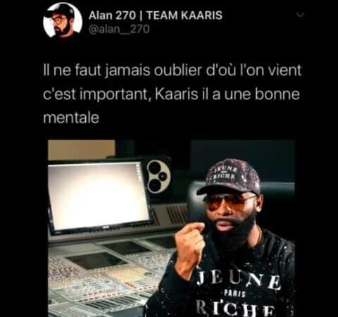 Kaaris: malgré le succès, le rappeur n'oublie pas d'où il vient !