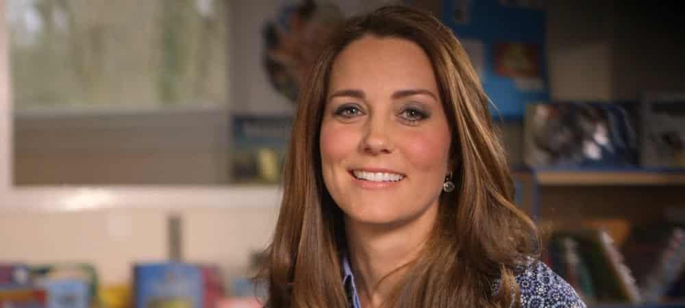 Kate Middleton appelle une femme qui vient d'accoucher !