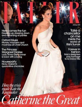 """Kate Middleton en pleine guerre contre un média """"c'est sexiste"""" !"""