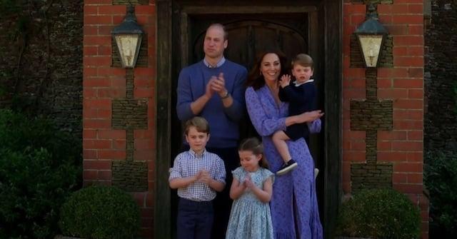 Kate Middleton: George et Charlotte bientôt séparés à cause du Covid-19 640