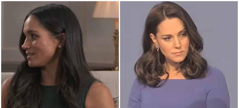 Kate Middleton horrifiée par le comportement de Meghan Markle1000