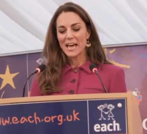 Kate Middleton: Meghan Markle n'a pas écouté ses mises en garde !