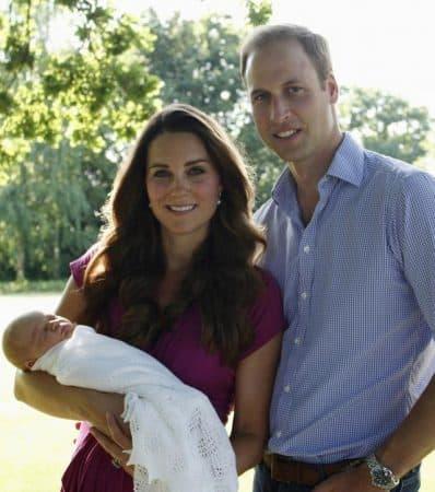 Kate Middleton ne voulait pas appeler son premier-né George !