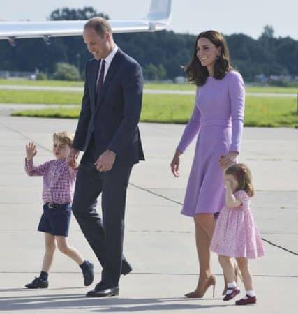 Kate Middleton: sa façon à elle de choisir les vêtements de ses enfants !