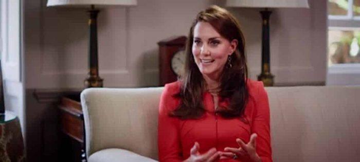 Kate Middleton: sa technique pour cacher ses bretelles de soutien-gorge !