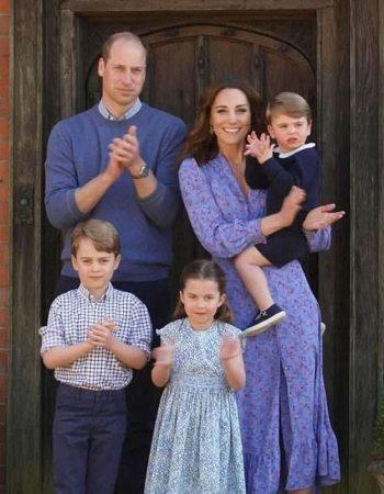Kate Middleton se confie sur l'éducation de son fils George !