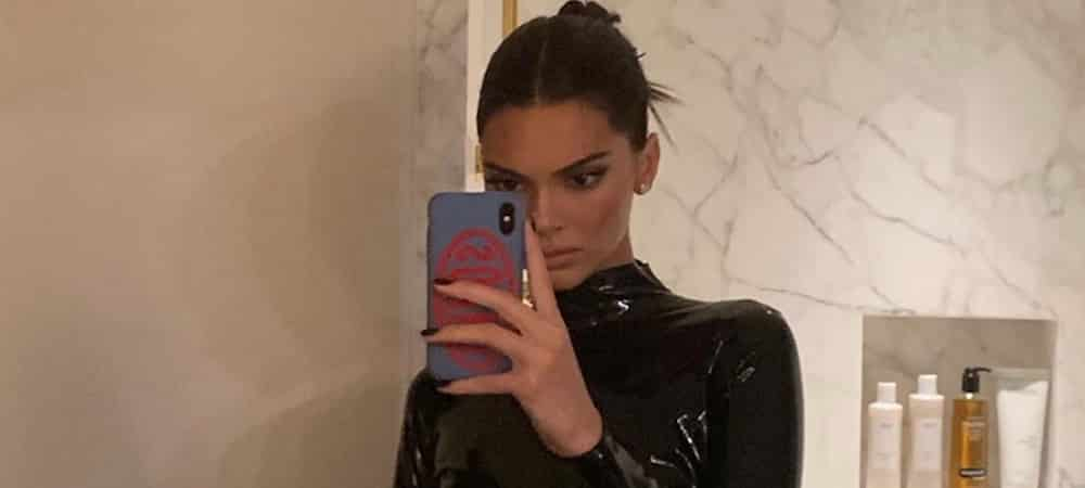 Kendall Jenner s'engage contre le Covid-19 !