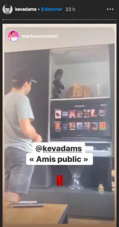 Kev Adams son film Amis Publics fait un carton sur Netflix 18052020-
