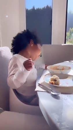 Khloé Kardashian: sa petite True est fan de Michael Bublé !
